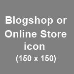 Blogshop icon